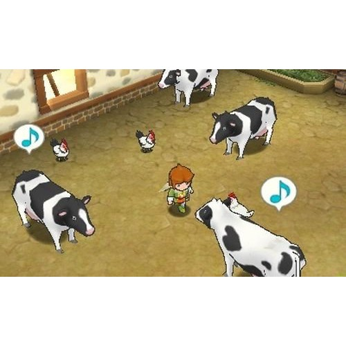 Return to PopoloCrois: A STORY OF SEASONS Fairytale - Nintendo 3DS