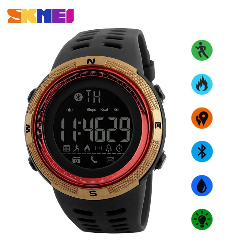 a7901885341 Smart Watch Men Sport Bracelet Calorie Pedometer Fitness Watches Sleep  Tracker