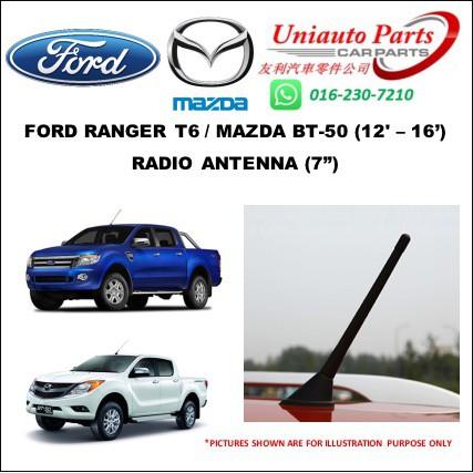 Ford Ranger T6 Mazda Bt 50 12 16 Radio Antenna 7