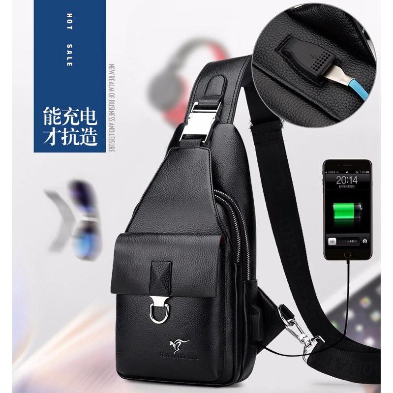 Women Original Adidas Horse Leather Sling Bag Round Messenger Bag Shoulder Bag | Shopee Malaysia