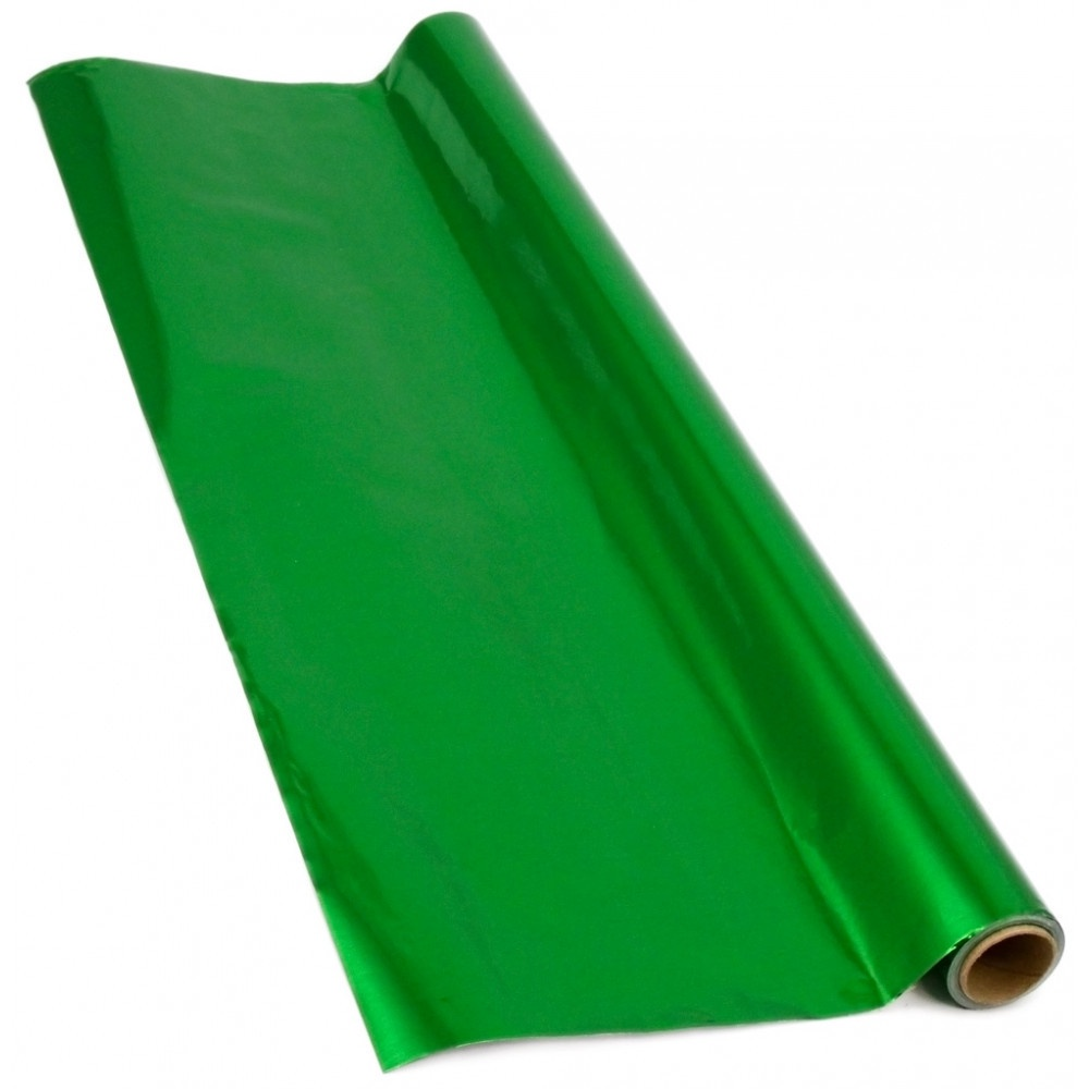 Pastry Pro, Aluminium Foil For Chocolate Wrap, Green