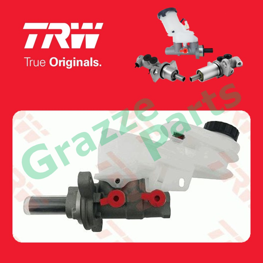TRW Hydraulic Brake Master Pump Cylinder PMH992 for Ford Ranger T6 Manual - With ABS 12m