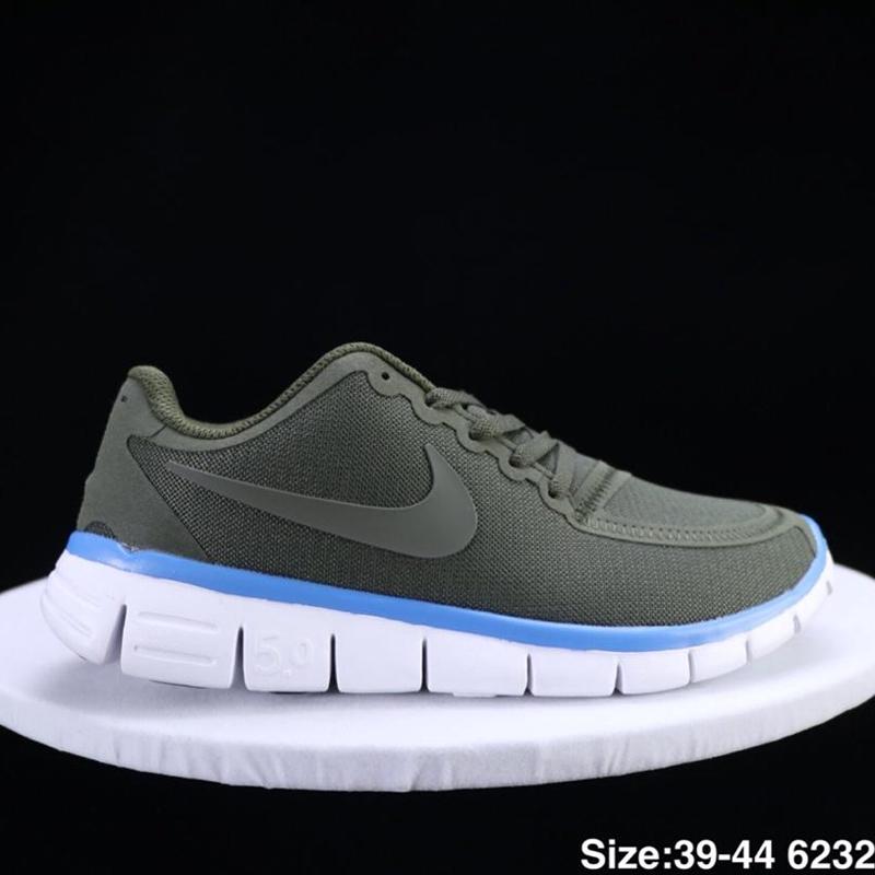 traicionar Barra oblicua Camello  Nike Free 5.0V4 Nike barefoot series 5.0 V4 net leisure jogging Men and  women's shoes   Shopee Malaysia