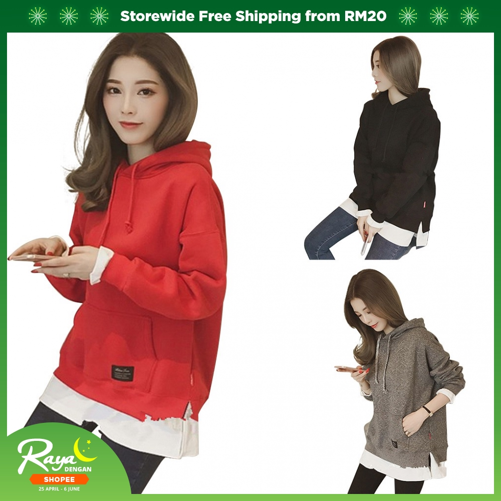 c09e5ca702 Buy Outerwear Online - Women Clothes | Shopee Malaysia