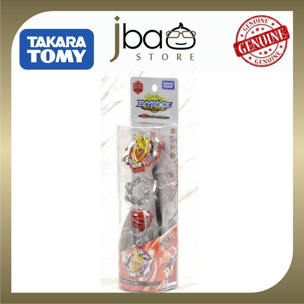 Takara Tomy Beyblade Burst B-105 Starter Z-Achilles.11.Xt CHO-Z