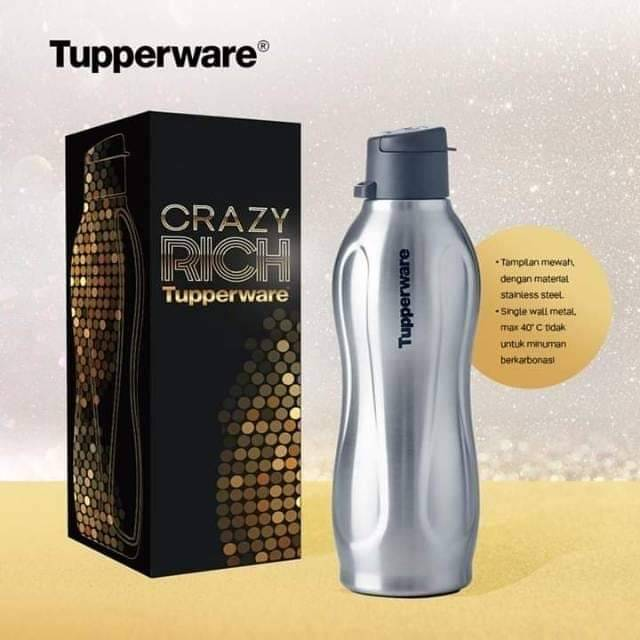 crazy rich 800ml stainless steel eco bottle | crazy rich eco bottle stainless steel 800ml