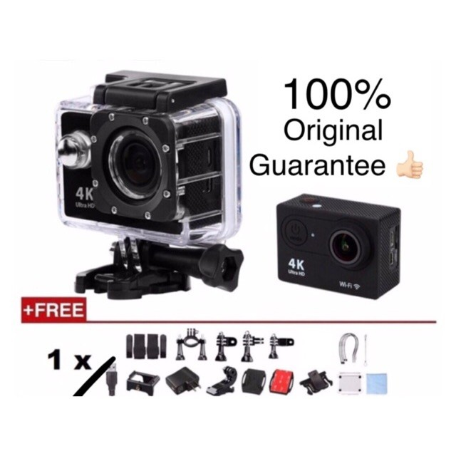 ACTION CAMERA 4k ultra hd wifi waterproof sport dv 100% original sj9000