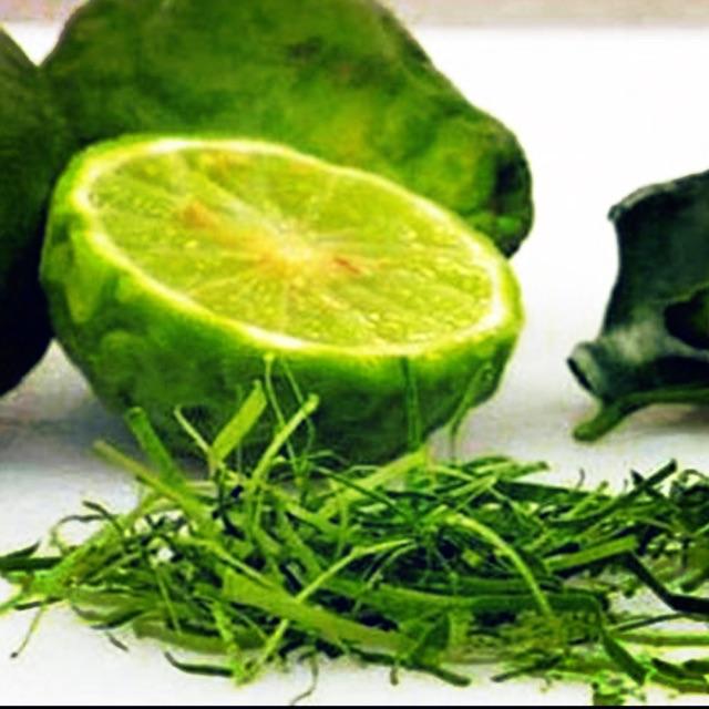 kaffir Lime seeds green lemon seed Super Fragrant Organic fruit Thai Giant