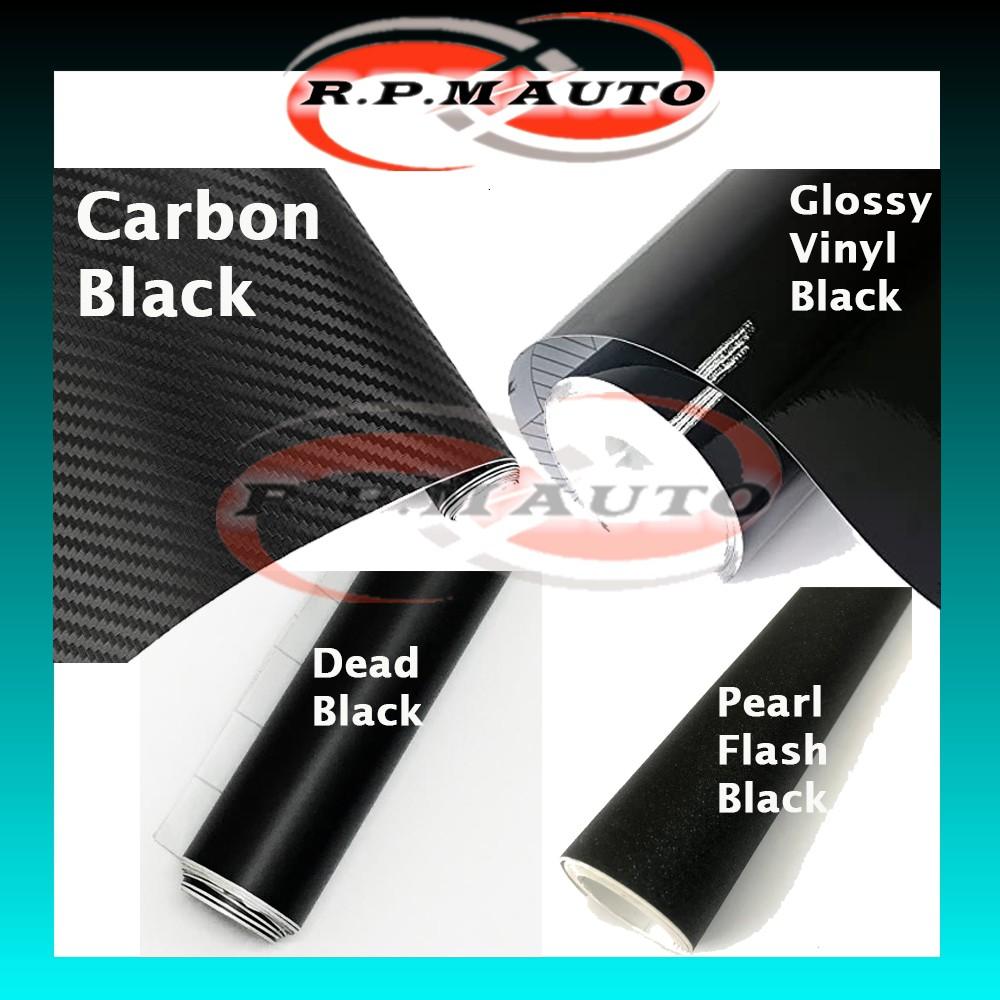 10cm x 152cm - 200cm x 50cm Automobile Car Motor kereta Body 3D Carbon Fiber Vinyl Wrap Sheet Roll Film Sticker