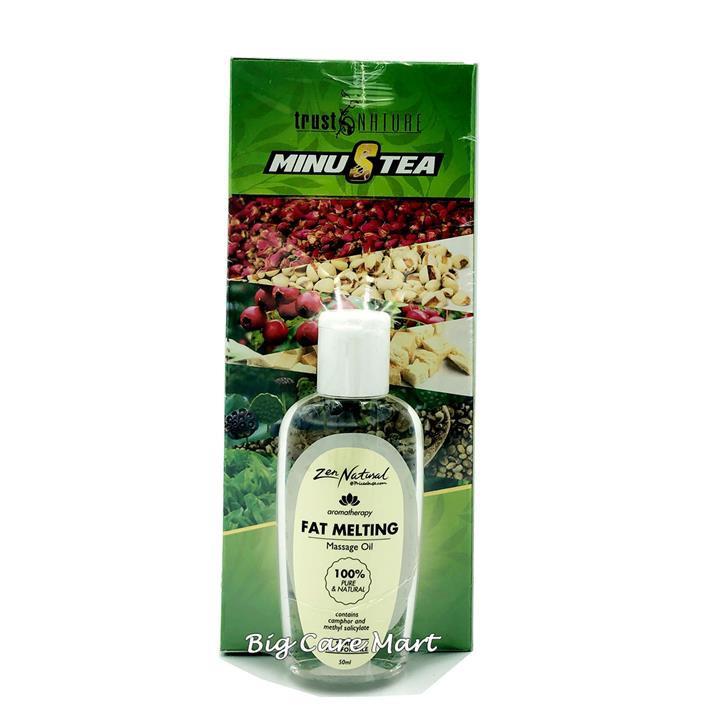Trust Nature Minus Tea Detox Slimming Tea 30s + FREE Slimming Oil