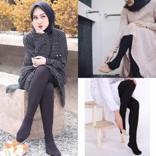 Jeovanna Hijab Lejing Wudhu Legging Wudhu Muslimah Leging Promo Shopee Malaysia
