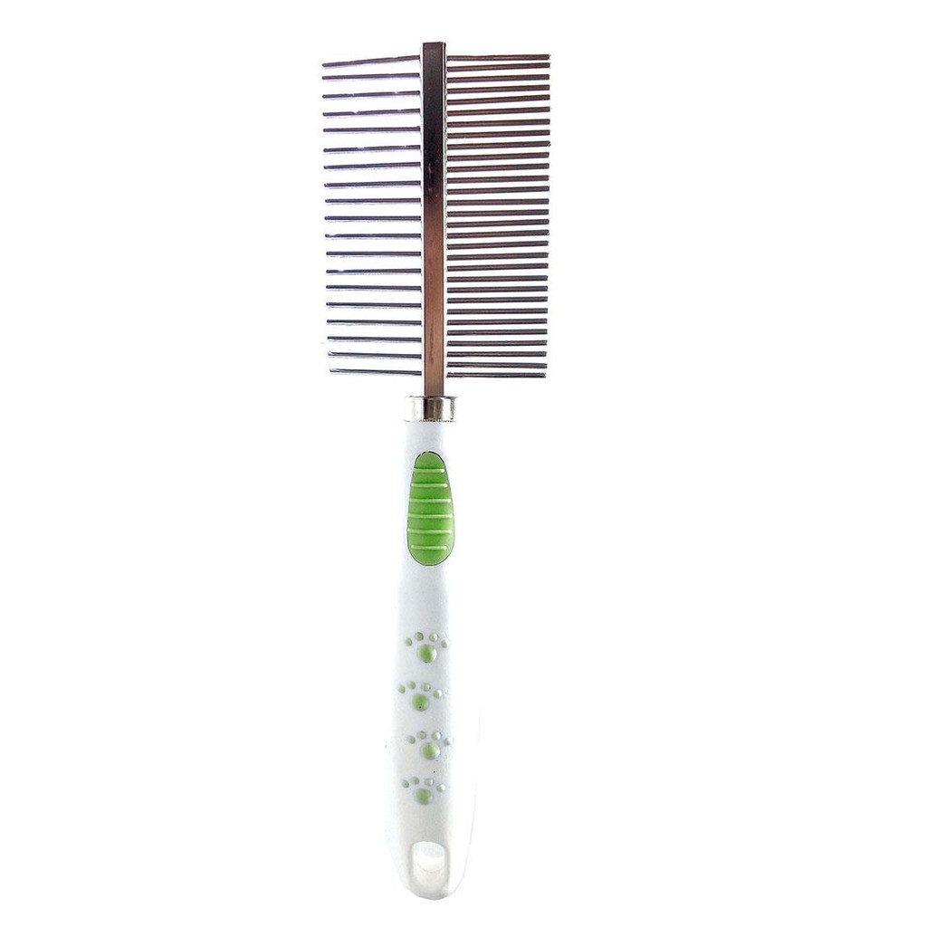 Pet Grooming Double Sided Steel Comb