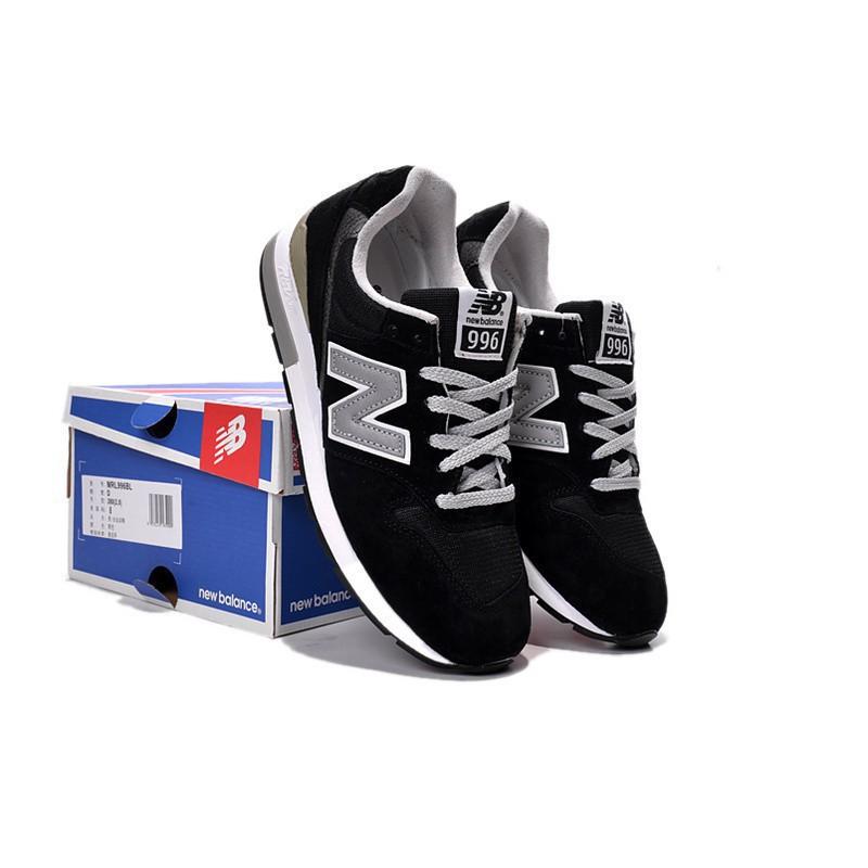 HX*Wholesale Original New balance MRL996BL casual shoes black Running shoes
