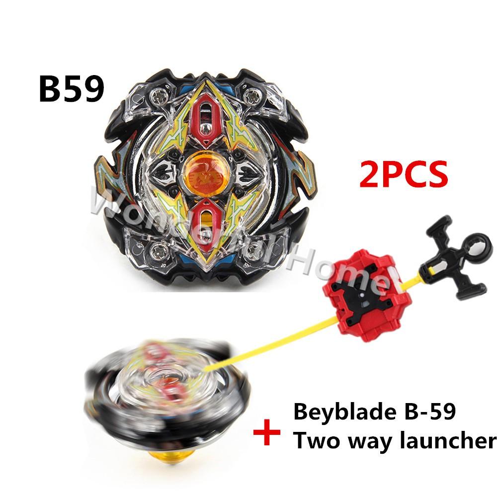 Takara Tomy Beyblade BURST B-59 Starter Zillion Zeus I.W