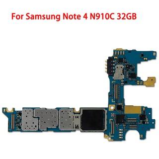 Original unlocked for Samsung Galaxy Note 4 N910C