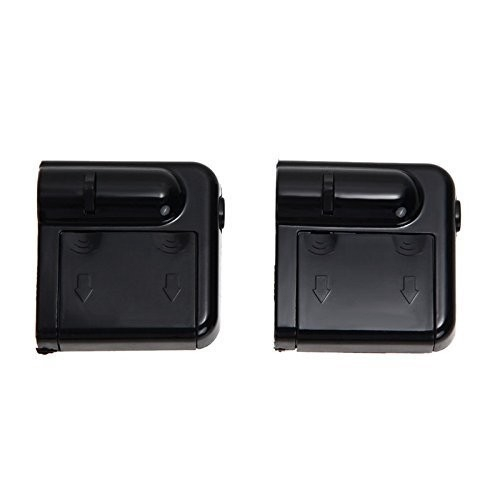 (Ready Stock) 2pcs LED Car Door Welcome Light Laser Logo Projector Courtesy  Lamp
