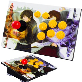 arcade joystick pc controller street fighters Joystick Consoles w013