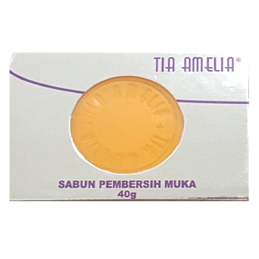 TIA AMELIA SOAP 40G 100% ORIGINAL HQ+FREEGIFT