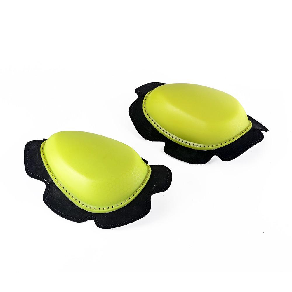 Universal Yellow Kneepad Sliders Motorcycle Racing Knee Protector