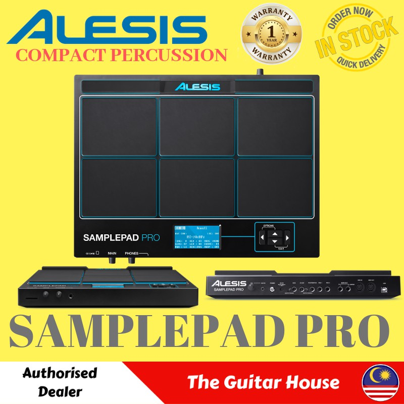 Alesis Samplepad Pro Compact Percussion