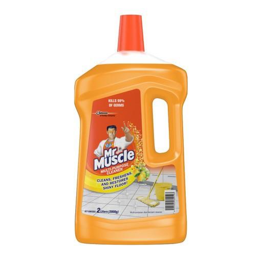 Mr Muscle Multipurpose Cleaner Lemon 2 Litre