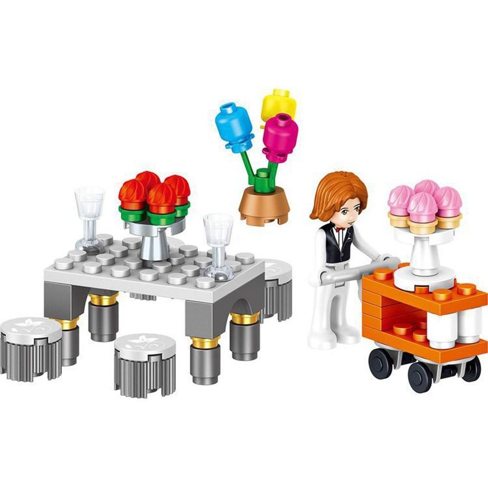 Educational Toy For Children Friends Sets QL1106