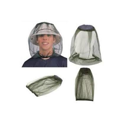 READY STOCK SHP] TOPI JARING ELAK SERANGGA LEBAH NYAMUK /Midge Mosquito Insect Hat Bug Mesh Head Net Face Protector