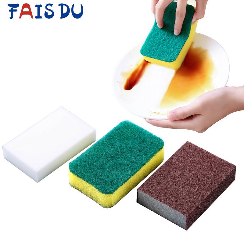 Fais Du Fine Flexible Sponge Carborundum Brush
