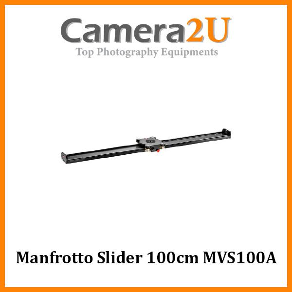 Manfrotto Slider 100cm MVS100A for Camera Camcorder