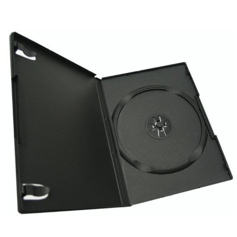 กล่องใส่ DVD 1
