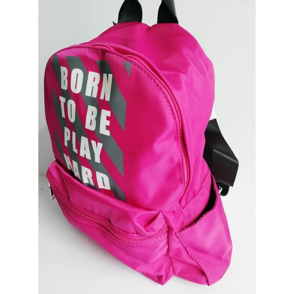 Unisex Laptop Notebook Backpack Travel School Bag Casual Bag