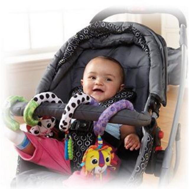 Sophie La Giraffe Baby Activity Spiral Toy for Car Seat Pushchair Cot Pram