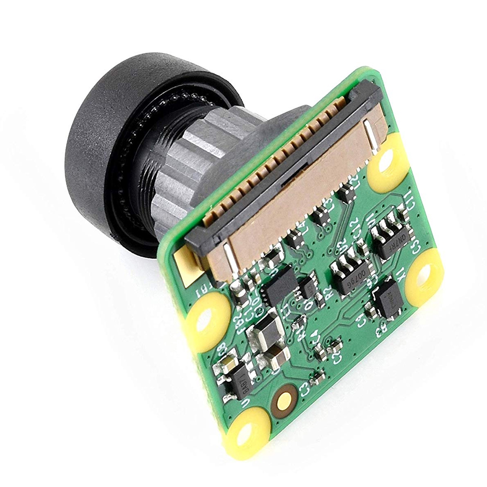 IMX219 Sensor Wide Angle Still Picture Resolution Camera Module Durable  Accessories 8MP Replacement For Raspberry Pi V2