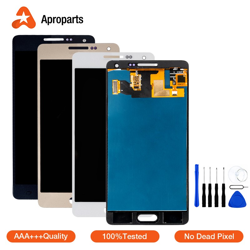 Touch Screen For Samsung A5 A500 A500H A500F 2015 LCD Display  Replacement+Tools