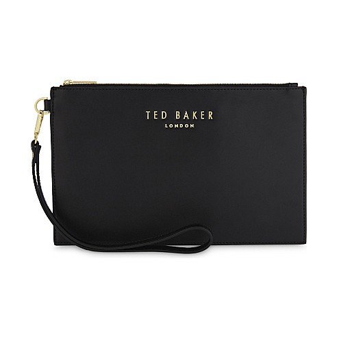 02c29f560 TED BAKER Marya textured leather matinee purse