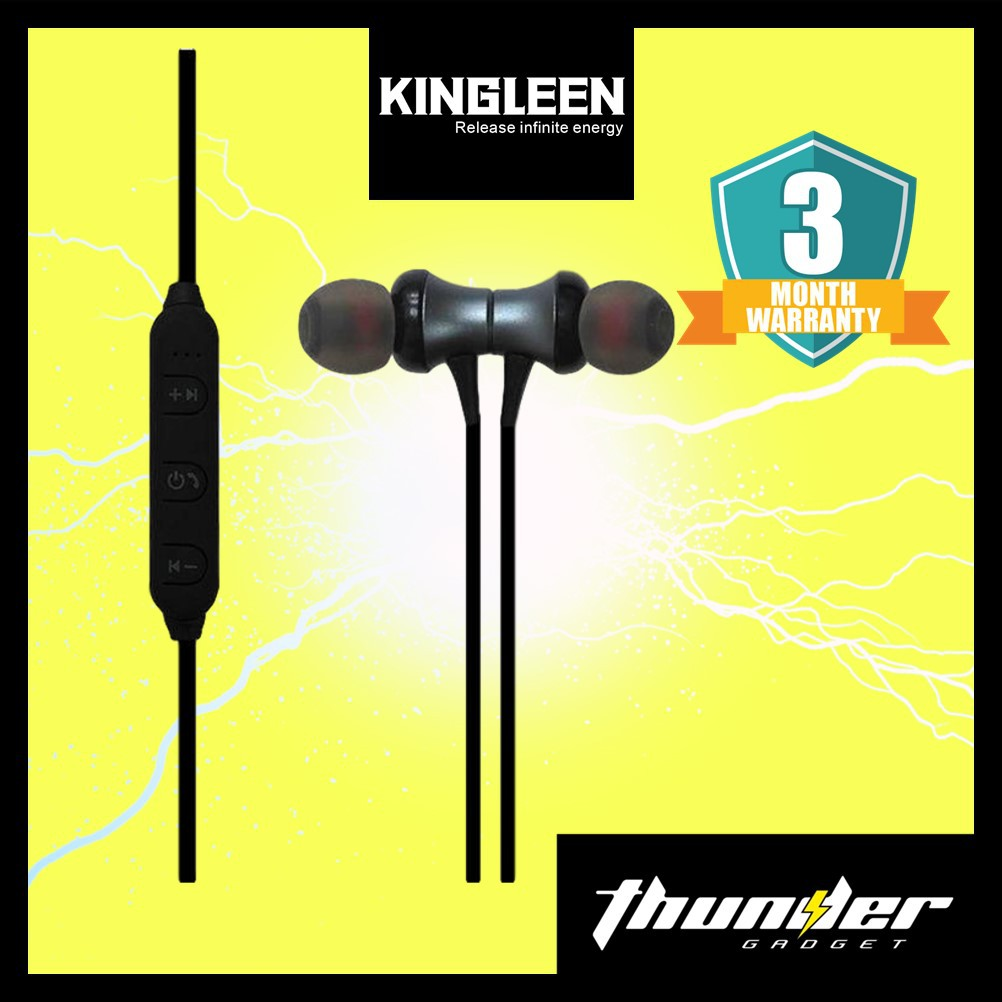 KINGLEEN Q22 Bluetooth Stereo Earphones