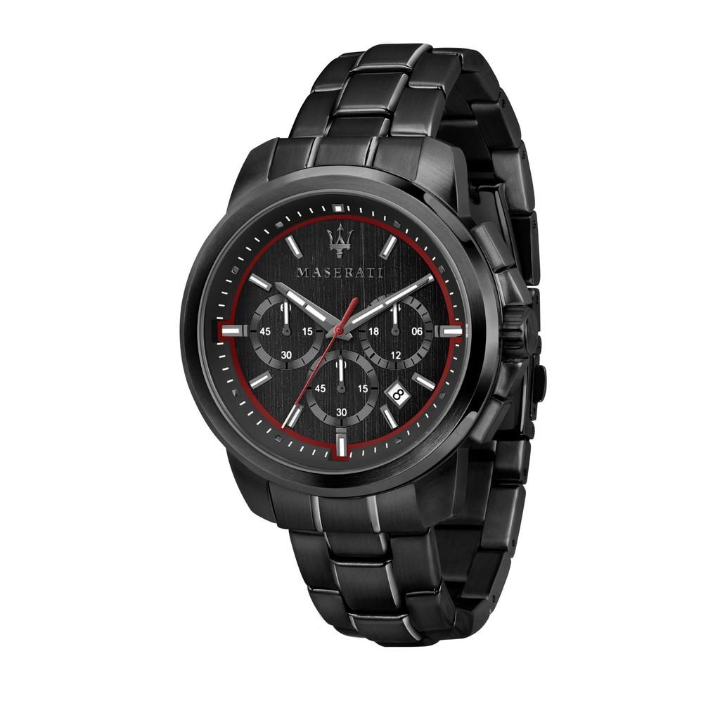 Maserati Successo Chronograph - Black (44mm) R8873621014