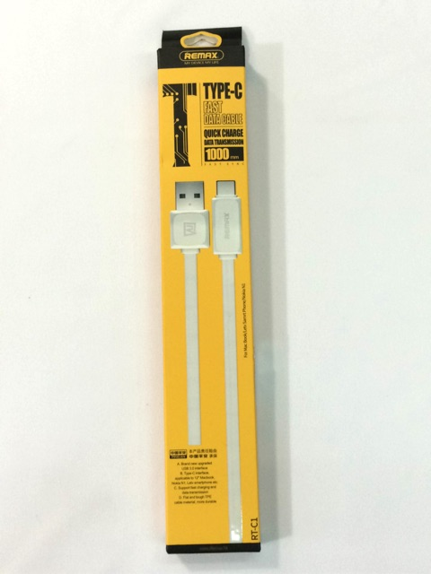 Remax Cable (Type C)
