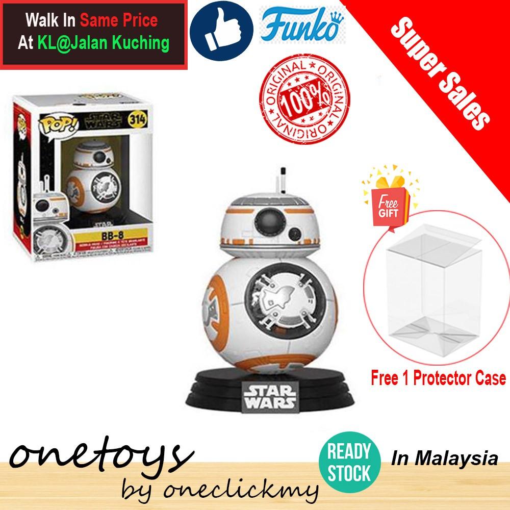 Vinyl Figure #314 Rise of Skywalker-BB-8 FUNKO POP Star Wars