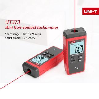 UNI-T UT373 Digital Laser Tachometer RPM Range 10-99999RPM