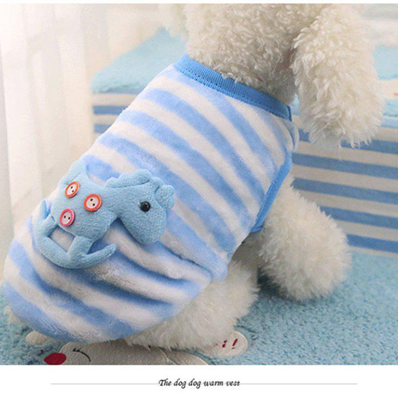 8270ebe99d5c ♬☂Winter Flannel Cute Pattern Dog Cat Sweater Small Puppy Pet Clothes Cat  Coat♪ | Shopee Malaysia