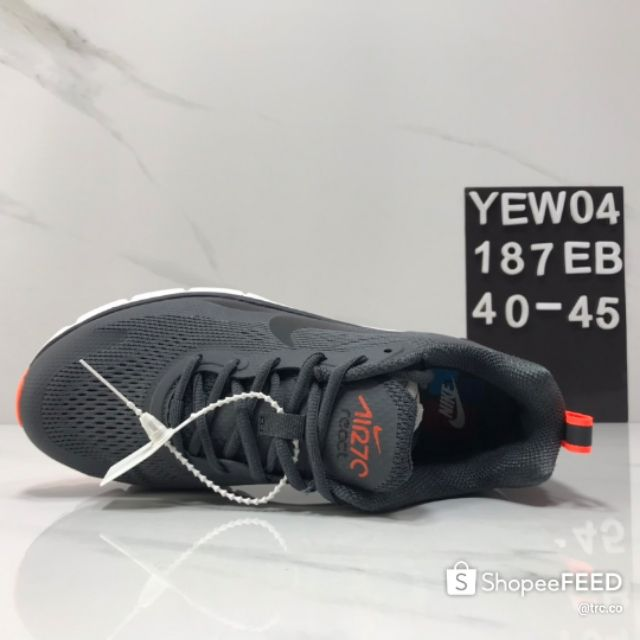 Nike Air Max 270 React 187.0428.YEW Casual Sports Running Shoes Low Top Breathable Mesh Premium 40-45 EURO