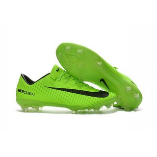 detailed look 2d9bd 06212 Nike Mercurial Vapor 11 FG ACC Mens Soccer Boots Green Black
