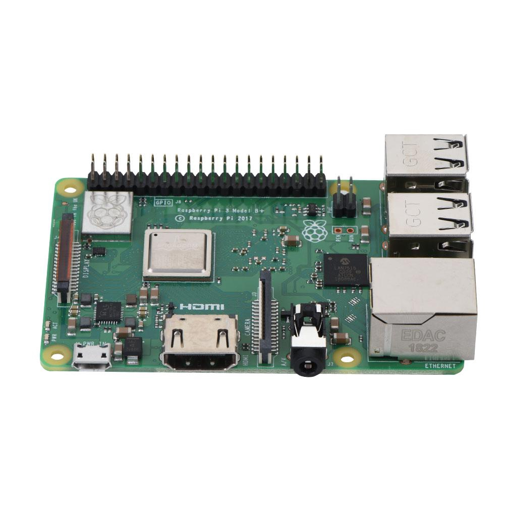 Dual Band 2 4/5GHz 1000Mbps USB HDMI Motherboard For Raspberry Pi 3 Model  B+ TS