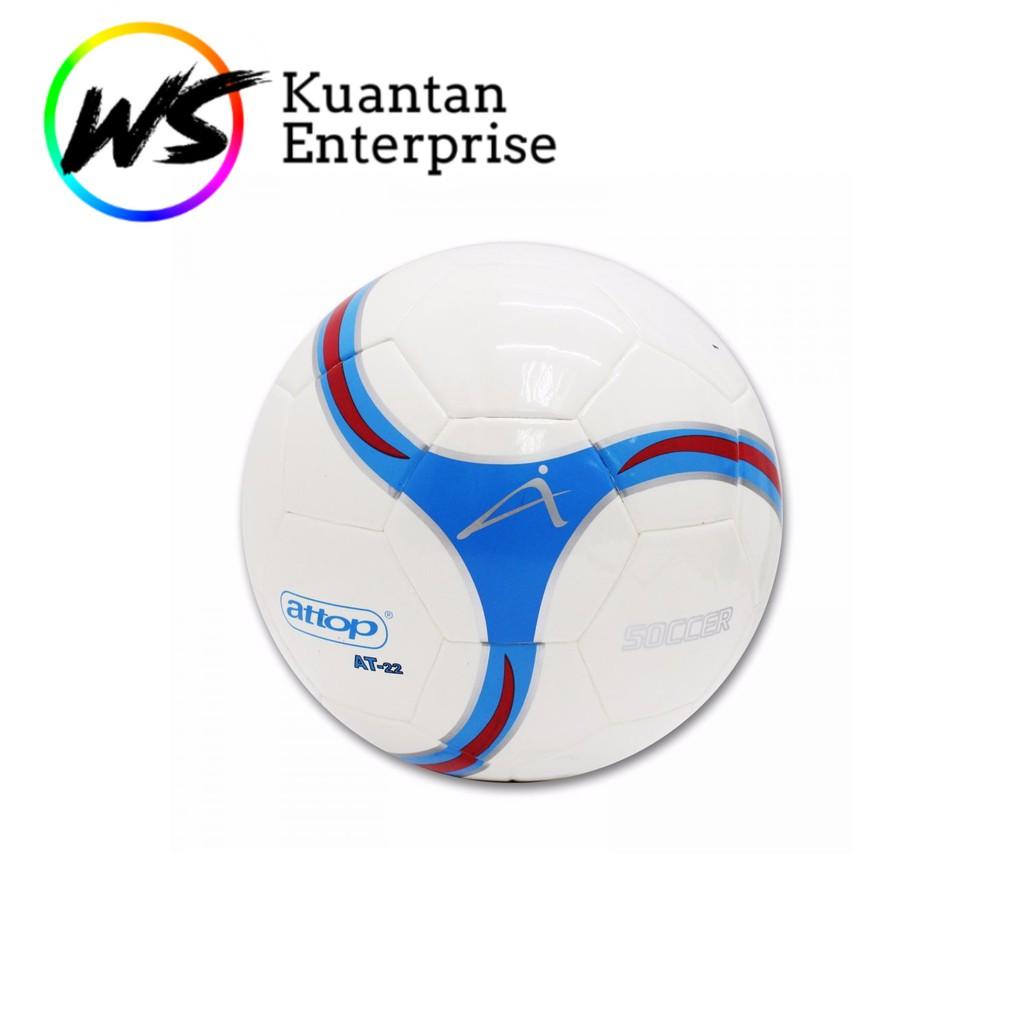 【100% Original】ATTOP Soccer Ball / Football / Bola Sepak AT-22 (Size 5)
