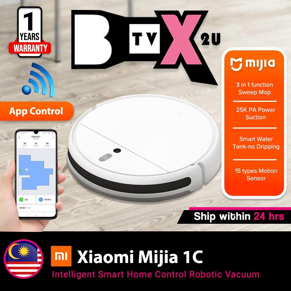 Xiaomi Robot Vacuum 1C / G1 3 in 1 Vacuum cleaner sweep and...