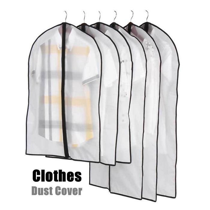 MALAYSIA] BEG ELAK HABUK PADA PAKAIAN /Dress Garment Bag Storage Protector
