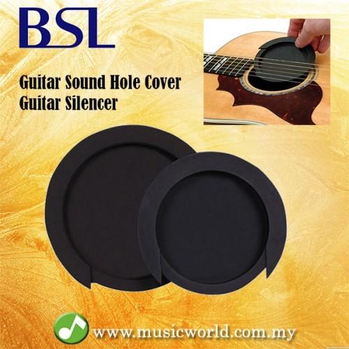 Soundhole Block Cover Cap For Acoustic Guitar