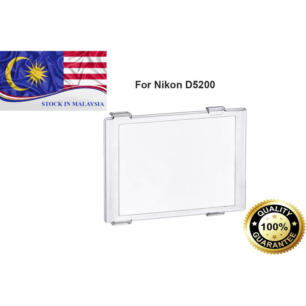 JJC LN-D5200 Screen LCD Protector for NIKON D5200 (Ready Stock In Malaysia)