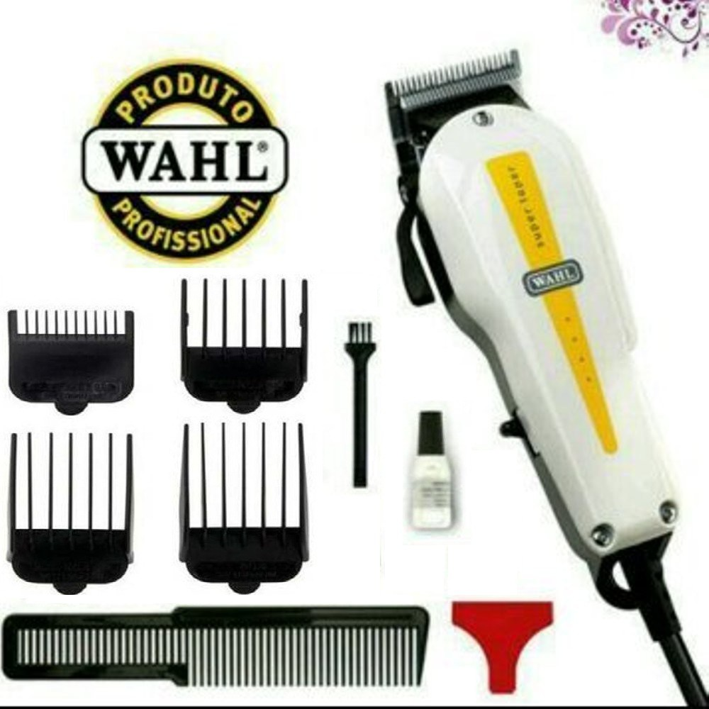 New Wahl Super Taper Electrical Powerful Hair Clipper/Trimmer/Cutter/Shaver